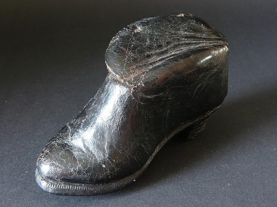 Schuh-Tabatiere