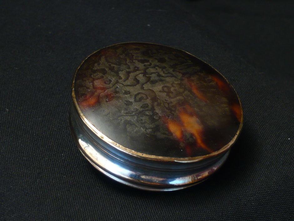 Antike Schnupftabakdose