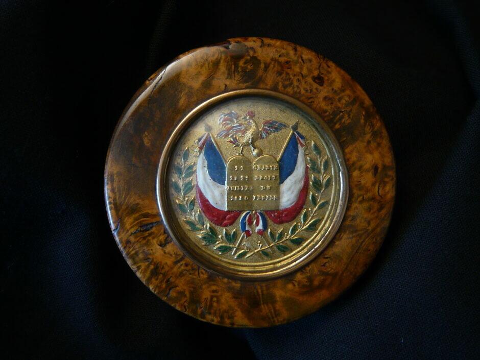 Antike Tabakdose