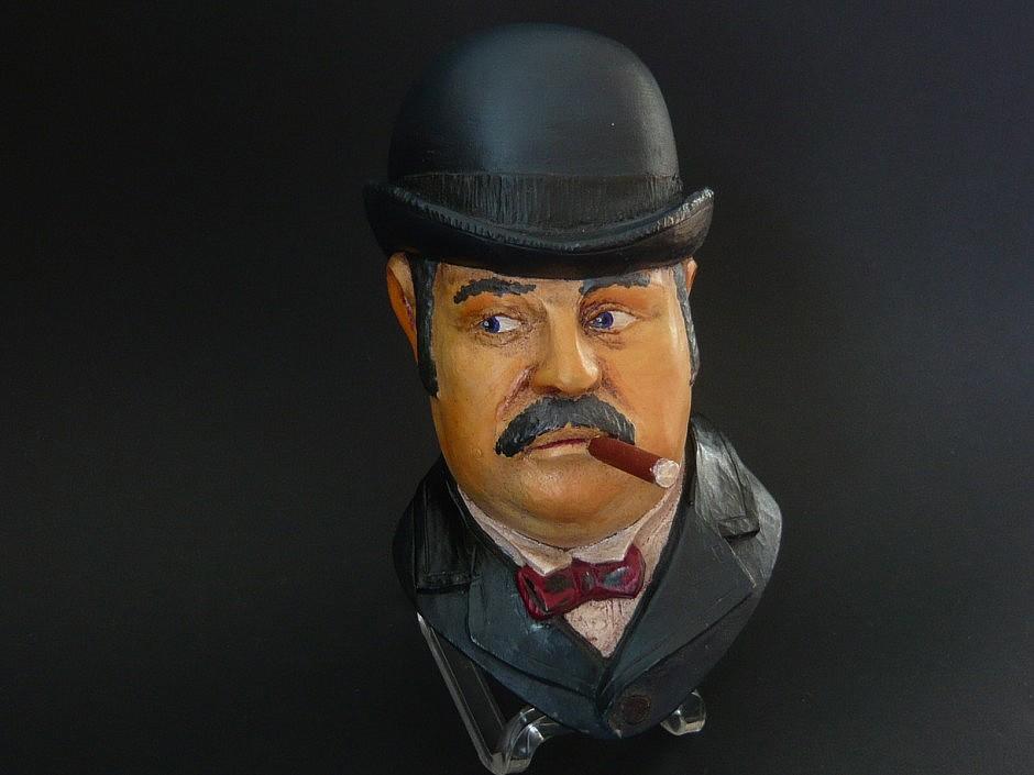 Dr.Watson Kopf